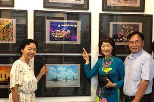 TPHCM: Khai mạc triển lãm của các nhiếp ảnh gia nữ