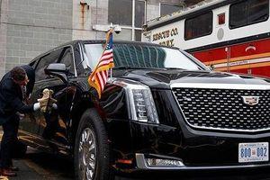 Điều ít biết về hơn 100 năm lịch sử xe 'Quái thú' phục vụ tổng thống Mỹ