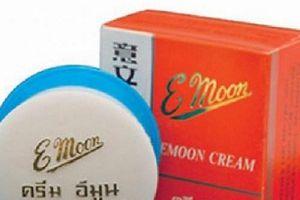 Kem dưỡng trắng da E MOON không đạt chất lượng, phải thu hồi ngay