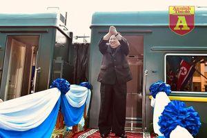 Chủ tịch Triều Tiên hy vọng đưa quan hệ với Việt Nam lên tầm cao mới