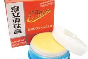 Thu hồi mỹ phẩm kem trắng da E MOON