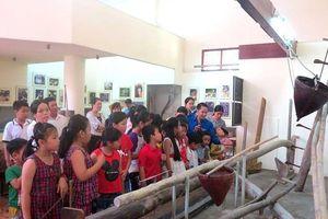 Đồng Tháp tăng cường giáo dục truyền thống lịch sử địa phương