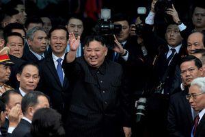 Ông Kim Jong Un rời Đồng Đăng bằng tàu, kết thúc chuyến đi Việt Nam