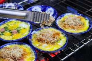 Những món ăn biến tấu từ trứng hấp dẫn giới trẻ Hà Nội