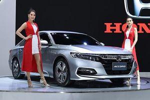 Honda Accord 2019 nhập Thái sắp về Việt Nam đấu Toyota Camry