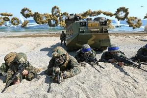 Mỹ Hàn dừng tập trận quy mô lớn