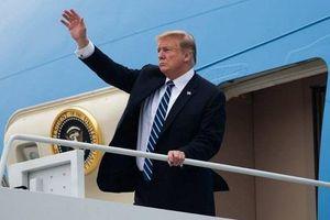 Tổng thống Trump khen ngợi Việt Nam là một nơi tuyệt vời sau khi trở về Mỹ