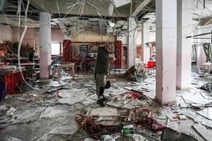 30 người thương vong trong vụ đánh bom liều chết tại Idlib