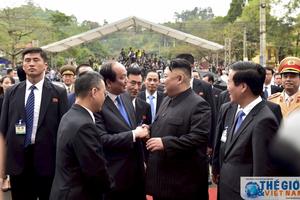 Chủ tịch Kim Jong-un kết thúc tốt đẹp chuyến thăm hữu nghị chính thức Việt Nam
