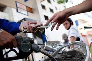 Xăng dầu tăng giá mạnh