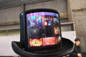 Những thiết bị công nghệ độc lạ tại MWC 2019