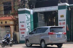 Xôn xao loạt xe biển xanh dự tiệc cưới con trai Chủ nhiệm UBKT Tỉnh ủy Quảng Bình