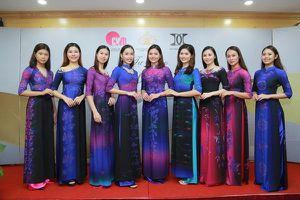 NTK Đỗ Trịnh Hoài Nam mang 'Sắc màu phương Đông' đến 'Tự hào áo dài Việt'