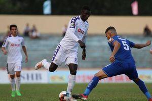Kết quả vòng 2 V-League: Hà Nội FC nhọc nhằn có điểm trước Quảng Nam