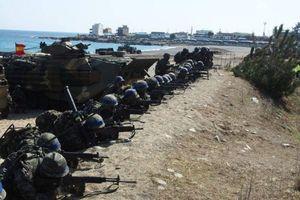 Mỹ chấm dứt các cuộc tập trận quy mô lớn với Hàn Quốc