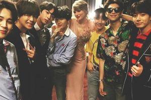 'Đại chiến' fandom Taylor Swift và BTS: Câu chuyện xoay quanh một nơi tên Wembley!