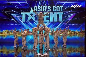 Quang Đăng mang nón lá, áo bà ba đến Asia's Got Talent 2019