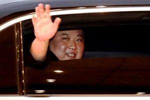 Chủ tịch Kim Jong-un rời Hà Nội, kết thúc chuyến công du Việt Nam