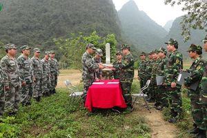 Bộ đội Biên phòng Cao Bằng: Phối hợp hiệu quả đối ngoại biên phòng