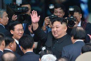 Chủ tịch Triều Tiên Kim Jong-un rời Việt Nam sau chuyến công du 5 ngày