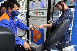 Giá xăng tăng gần 1.000 đồng/lít từ 15h chiều nay