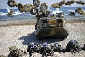 Mỹ - Hàn Quốc nhất trí hủy 2 cuộc tập trận quy mô lớn