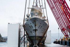 Chiến hạm Aegis Na Uy sau khi trục vớt sẽ trở thành 'sắt vụn tỷ USD'?