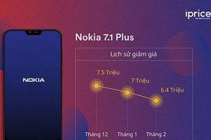Top 7 smartphone giảm giá mạnh vào đầu tháng 3/2019 tại Việt Nam