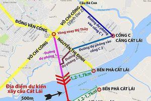 Bộ GTVT trả lời về dự án cầu quận 9 sang Nhơn Trạch