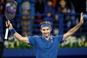 Vô địch Dubai Open, Federer cán mốc danh hiệu thứ 100 trong sự nghiệp