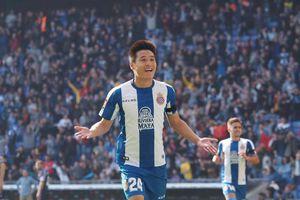 Ngôi sao số 1 Trung Quốc đi vào lịch sử La Liga