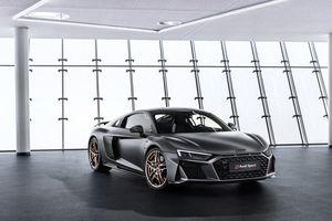 Audi ra mắt siêu xe dùng động cơ V10 611 mã lực
