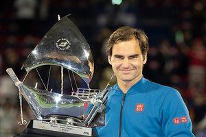 Hành trình đáng nhớ của Roger Federer tới cột mốc 100 danh hiệu