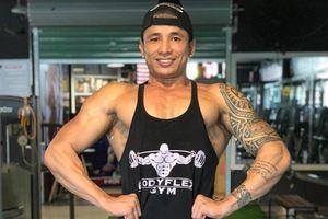 Chàng trai tăng 22 kg, khỏi bệnh hen suyễn nhờ tập thể hình