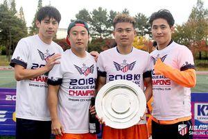 Cựu tuyển thủ U23 Việt Nam gặp rắc rối với CLB Hàn Quốc