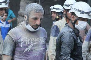 Tấn công hóa học Syria: OPCW bênh vực Mũ bảo hiểm trắng