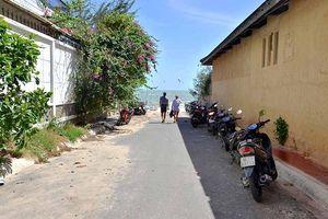 Ðẩy nhanh tiến độ xây dựng các tuyến đường xuống bãi biển Hàm Tiến - Mũi Né