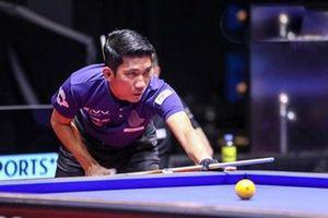 Cơ thủ của Việt Nam lọt vào bán kết giải Bi-a Masters 2019