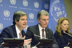 Pháp, Đức cùng giữ chức Chủ tịch HĐBA LHQ