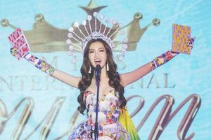 Nhật Hà hát hit Đông Nhi, mang 'gánh Lô tô' lên sân khấu Hoa hậu Chuyển giới