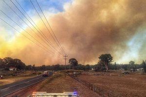 Australia cháy lớn do nắng nóng kỷ lục