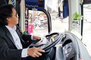 Chọn nghề từ một tài xế 'khác người'