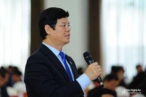 Nguyên Phó Chủ tịch UBND tỉnh Lê Xuân Đại làm thành viên Tổ tư vấn kinh tế - xã hội tỉnh