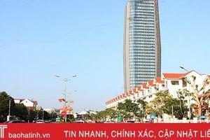 Thi đua cao điểm mừng TP Hà Tĩnh trở thành đô thị loại II