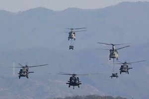 Hàn Quốc và Mỹ thông báo tiến hành cuộc tập trận Dong Maeng
