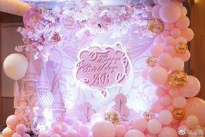 Angelababy hóa Elsa, tổ chức tiệc sinh nhật theo concept 'những nàng công chúa Disney' - Dân mạng gọi tên Huỳnh Hiểu Minh