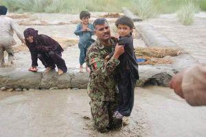 Lũ quét ở Afghanistan làm chết ít nhất 20 người