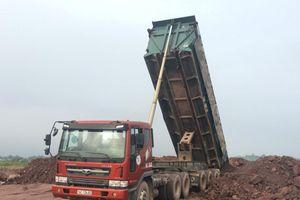 Quảng Ninh: Núp bóng xây dựng bến bãi để khai thác, kinh doanh cát trái phép