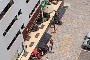 Hà Nội: Bé trai rơi từ tầng cao chung cư Linh Đàm tử vong khi được gửi sang nhà người quen