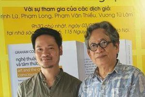 Dịch giả Trịnh Lữ tái sinh Nghệ thuật và tâm thức sáng tạo của Graham Collier